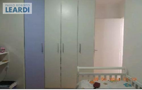 apartamento conjunto residencial pombeva - são bernardo do campo - ref: 521465