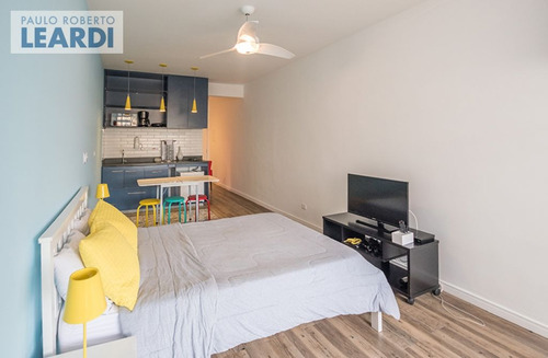 apartamento consolação  - são paulo - ref: 545965