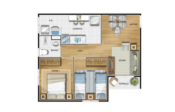apartamento consórcio transferência