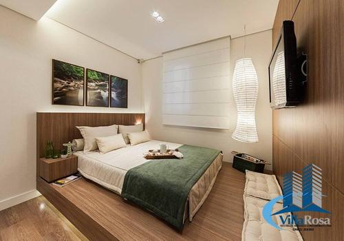 apartamento - continental - ref: 1254 - v-1254