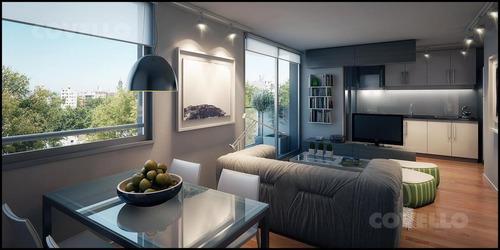 apartamento, cordón , 1 dormitorio