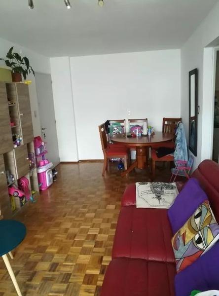 apartamento - cordón. 2 dormitorios con garaje