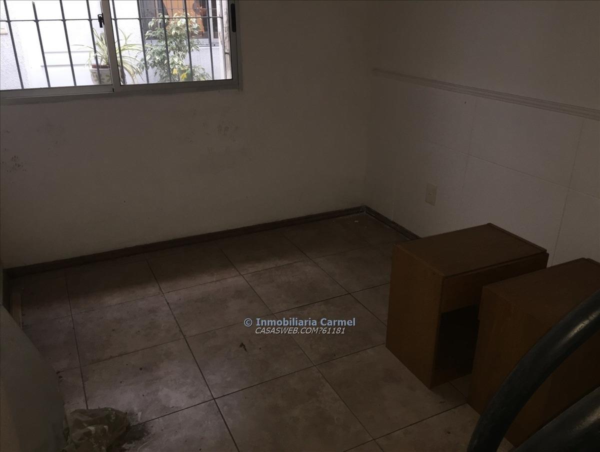 apartamento cordón sur, 2 dormitorios