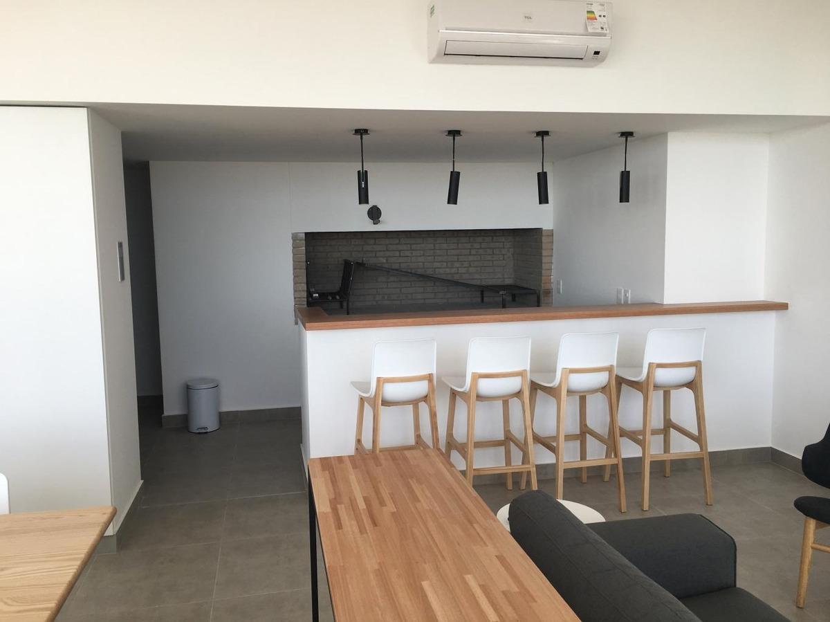apartamento cordon venta 1 dormitorio, nostrum tower mercedes y arenal grande tza gran vista!