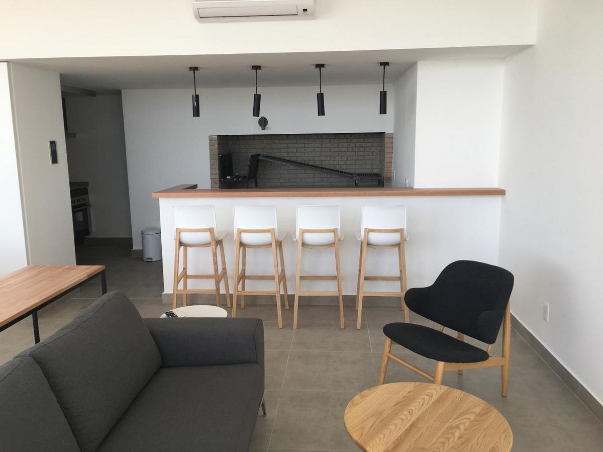 apartamento cordon venta 2 dormitorios, nostrum tower, mercedes y arenal grande, tza!