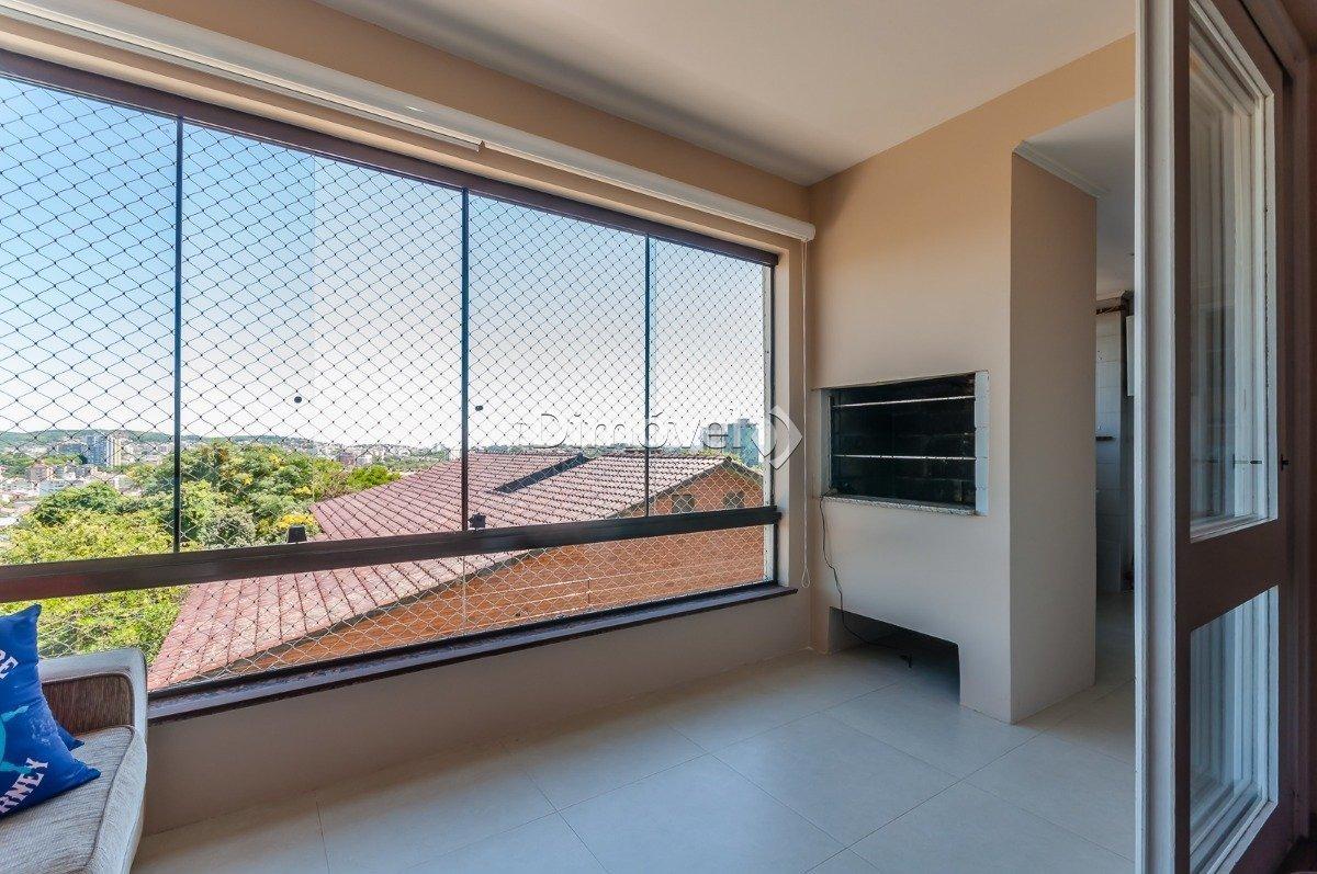 apartamento - cristal - ref: 12595 - v-12595