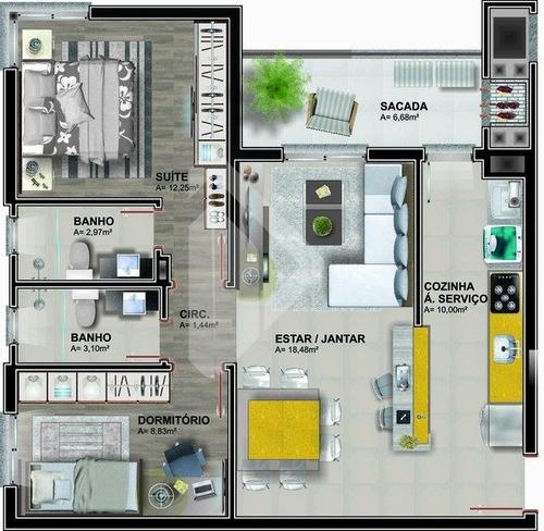 apartamento - cruzeiro - ref: 161030 - v-161030