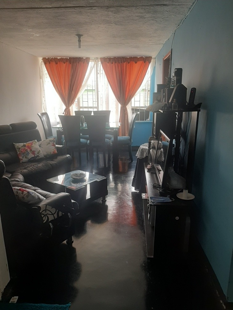apartamento cuarto piso