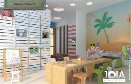 apartamento damai 4 suites - recreio - 236