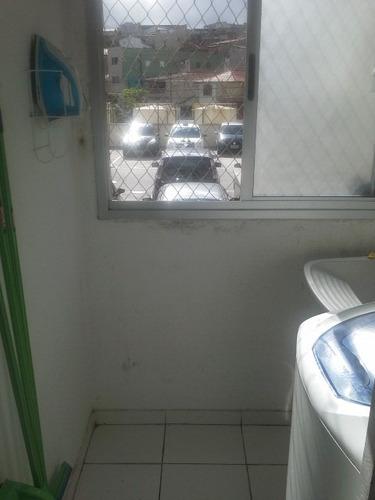 apartamento de 02 dormitórios e 01 vaga com lazer completo