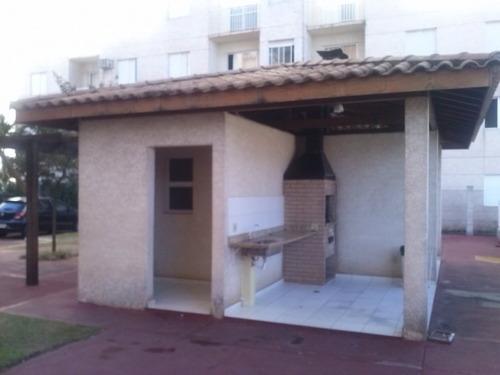 apartamento de 02 dormitórios  no campos elíseos - 16986