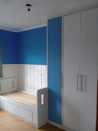 apartamento de 02 dormitórios   vila galvão  60m² - ap2200