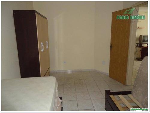 apartamento de 02 dormitórios,predio frente ao mar na guilhe