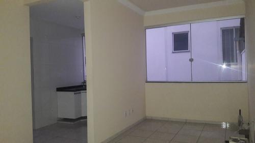 apartamento de 02 quartos com suite parque das águas