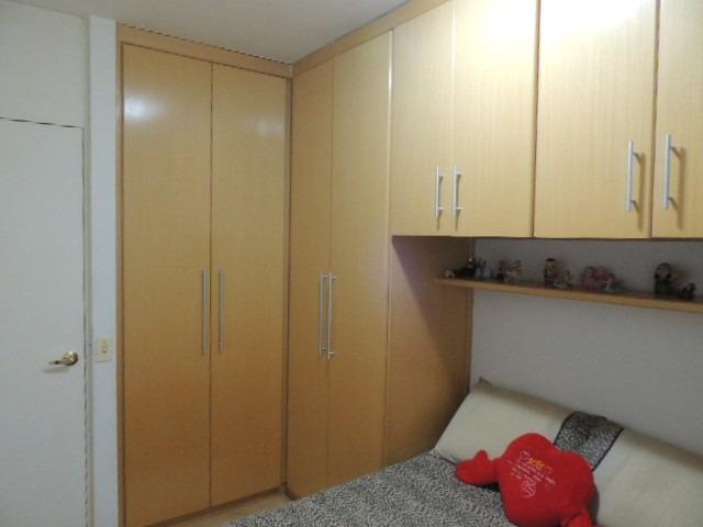 apartamento de 03 dormitórios e 01 vaga