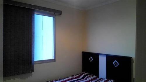 apartamento de 03 dormitórios e 01 vaga com lazer completo