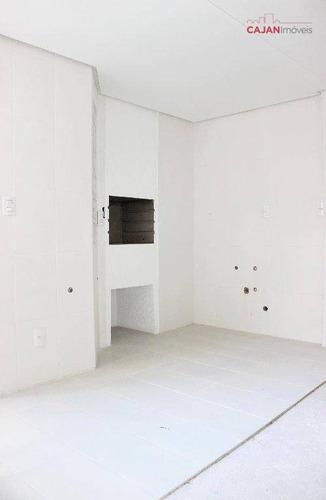apartamento de 1 domitório com vaga de garagem no bairro independência - ap4034