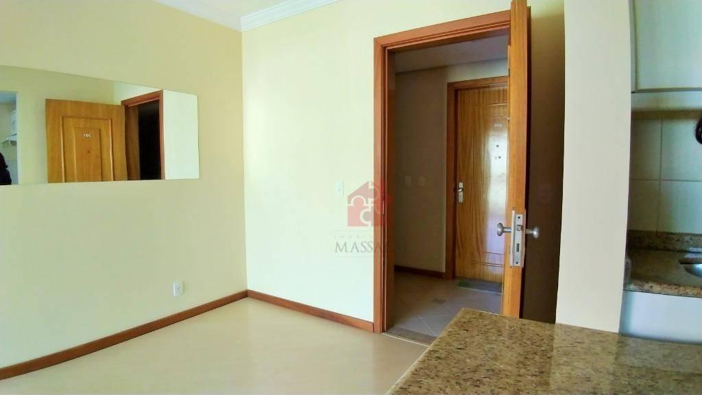 apartamento de 1 dormitório com garagem  à venda, 53 m²  no bairro menino deus - porto alegre/rs - ap2190