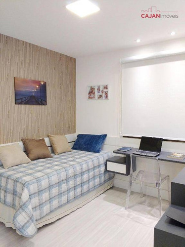 apartamento de 1 dormitório com vaga de garagem no bairro petrópolis - ap2149