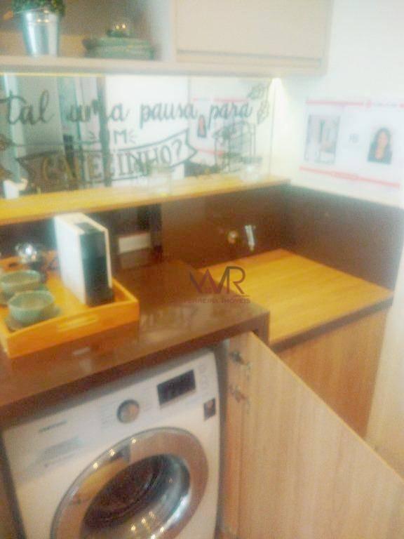 apartamento de 1 dormitório com vaga na vila ema - ap0825