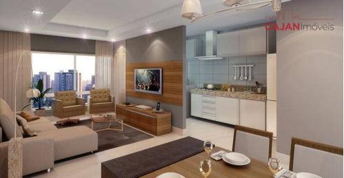 apartamento de 1 dormitório com vaga no bairro petrópolis - ap1036