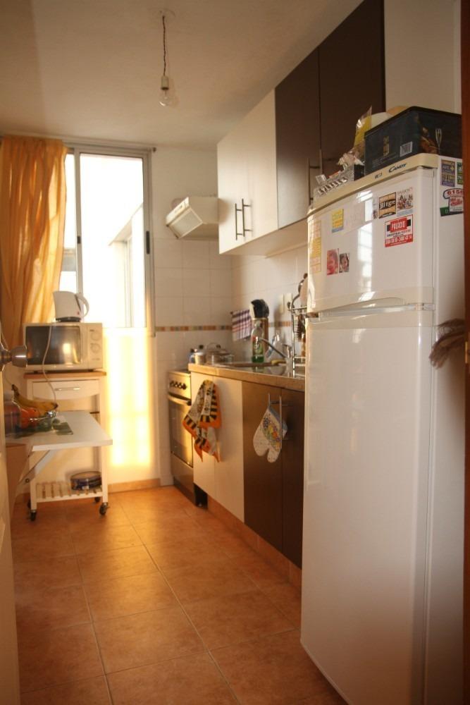 apartamento de 1 dormitorio con balcón