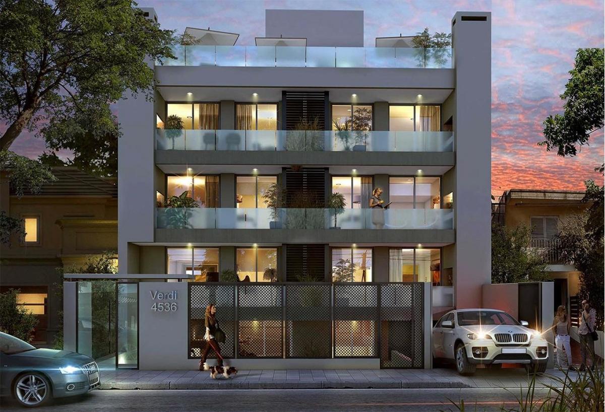 apartamento de 1 dormitorio con terraza