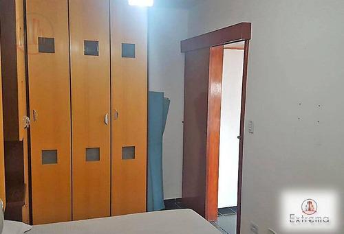 apartamento de 1 dormitório em praia grande, r$100.000,00 de entrada e chaves na mão. - ap0886