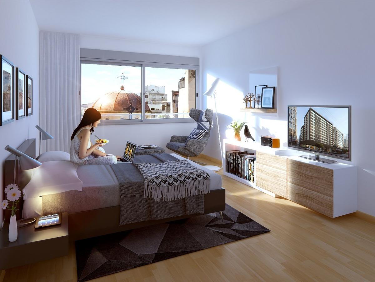apartamento de 1 dormitorio en dieciocho ¡ imperdible ! 105