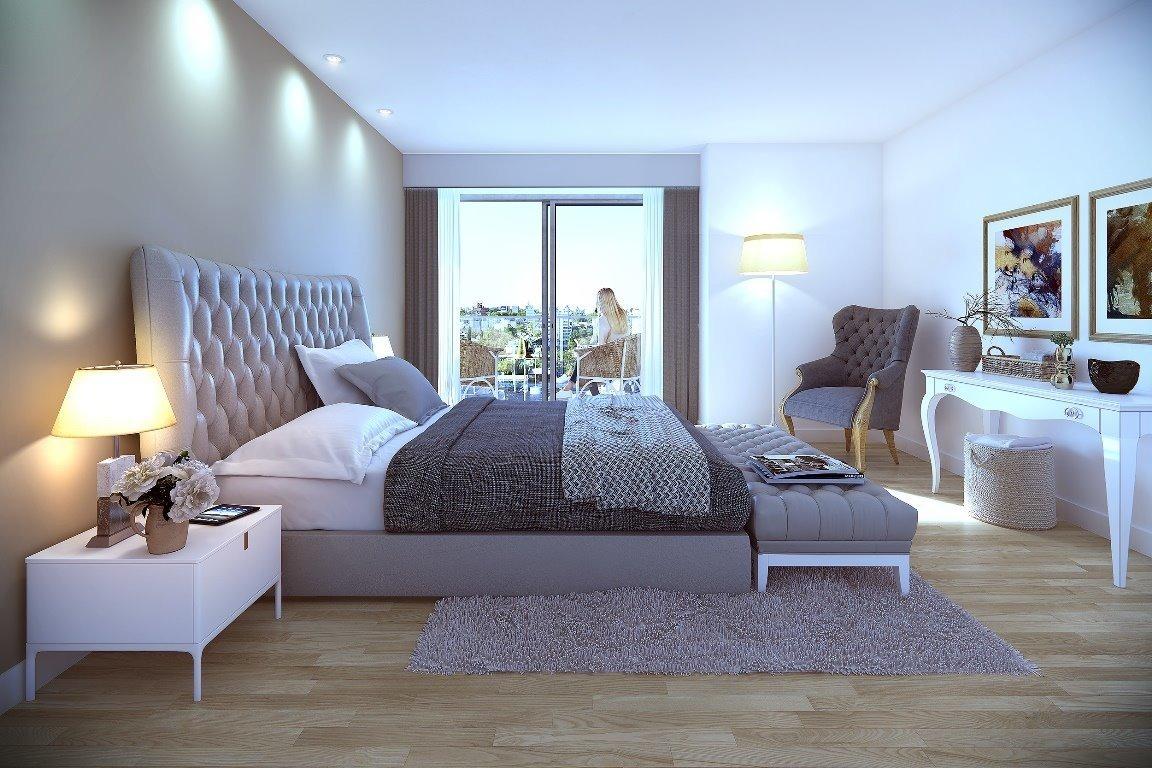 apartamento de 1 dormitorio en pocitos