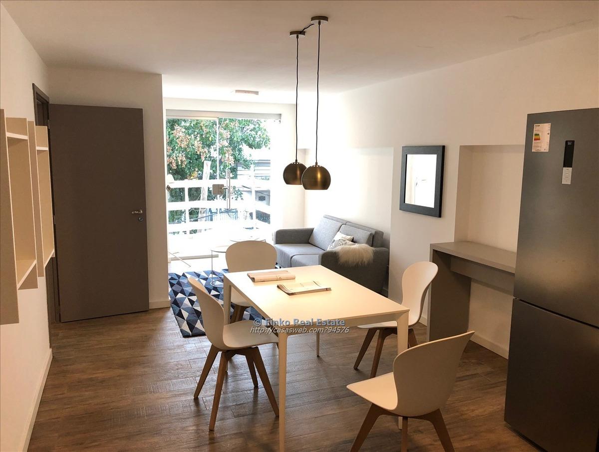 apartamento de 1 dormitorio en punta carretas a estrenar