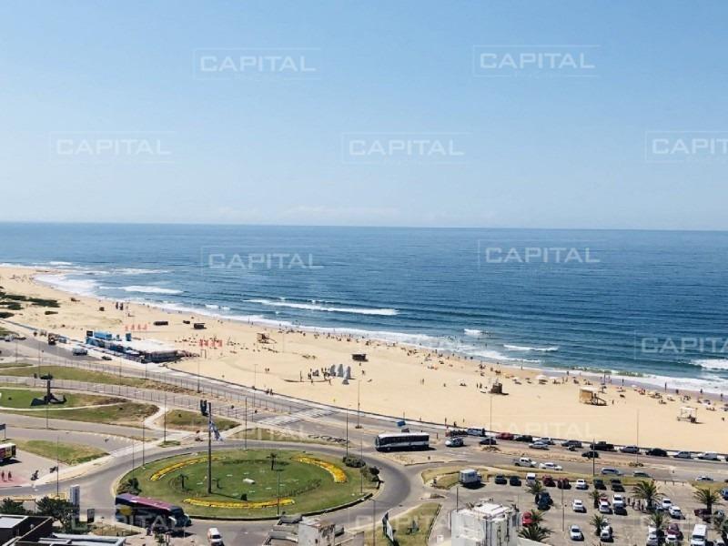 apartamento de 1 dormitorio en venta con vista al mar - península-ref:26914