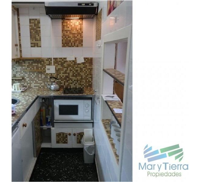 apartamento de 1 dormitorio en venta en mansa, punta del este.-ref:1285