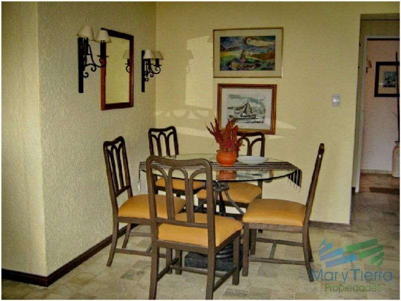 apartamento de 1 dormitorio en venta, roosevelt, punta del este.-ref:124
