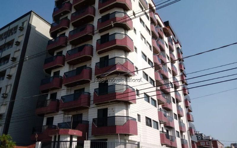 apartamento de 1 dormitório entrada de 60 mil na guilhermina em praia grande