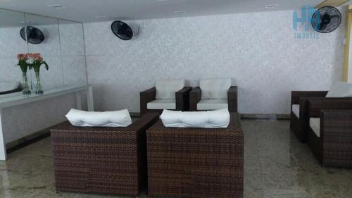 apartamento de 1 dormitorio na ocean locaçao definitiva - ap1021