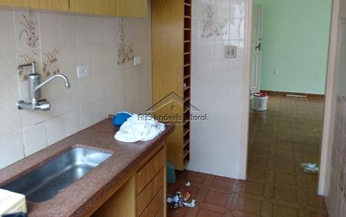 apartamento de 1 dormitório na vila tupi em praia grande - sp