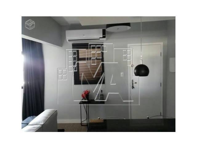 apartamento de 1 dormitório no boqueirão