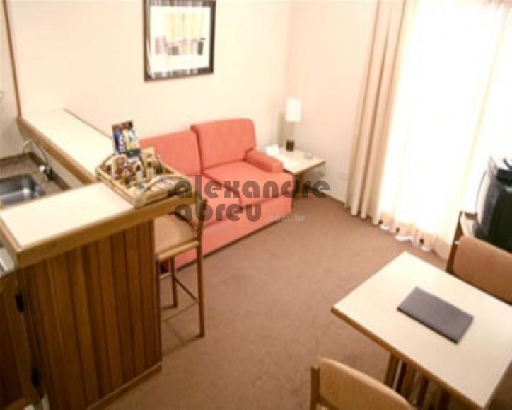 apartamento de 1 dormitório no jardins - 272