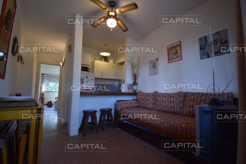 apartamento de 1 dormitorio playa mansa punta del este-ref:26024