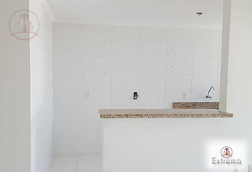 apartamento de 1 dormitório sendo 1 suíte em praia grande, r$100.000,00 de entrada e chaves na mão. - ap0999