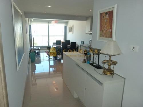 apartamento de 1 dormitorio y medio muy bien ubicado en punta del este - ref: 1228