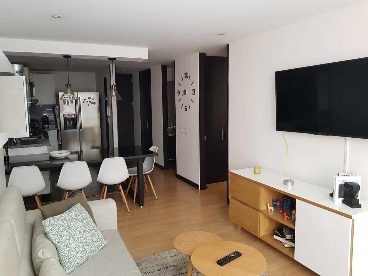 apartamento de 1 habitación 2 baños zona norte