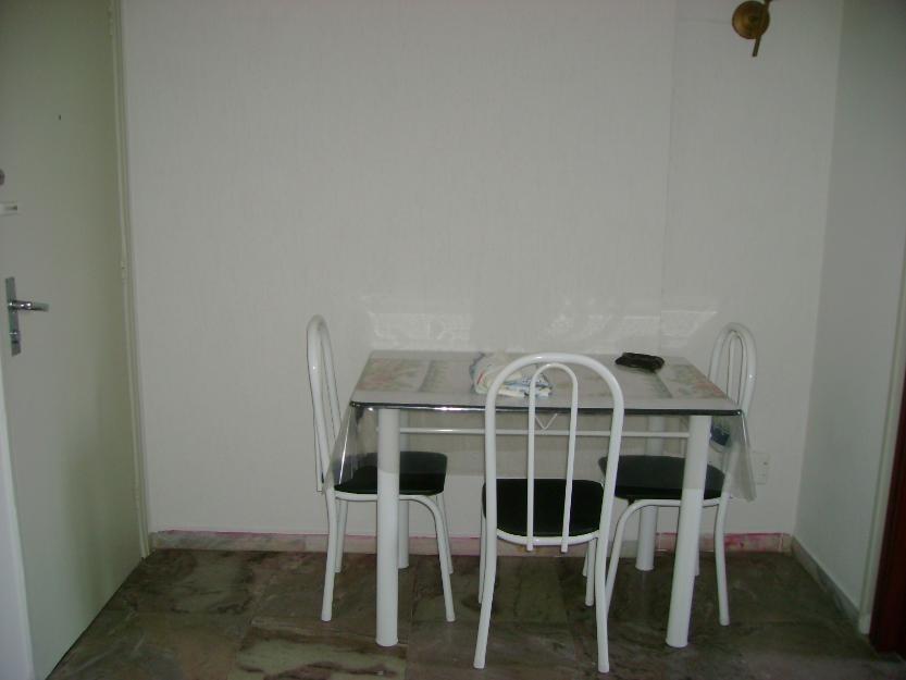 apartamento de 1 quarto em frente a praia de santos