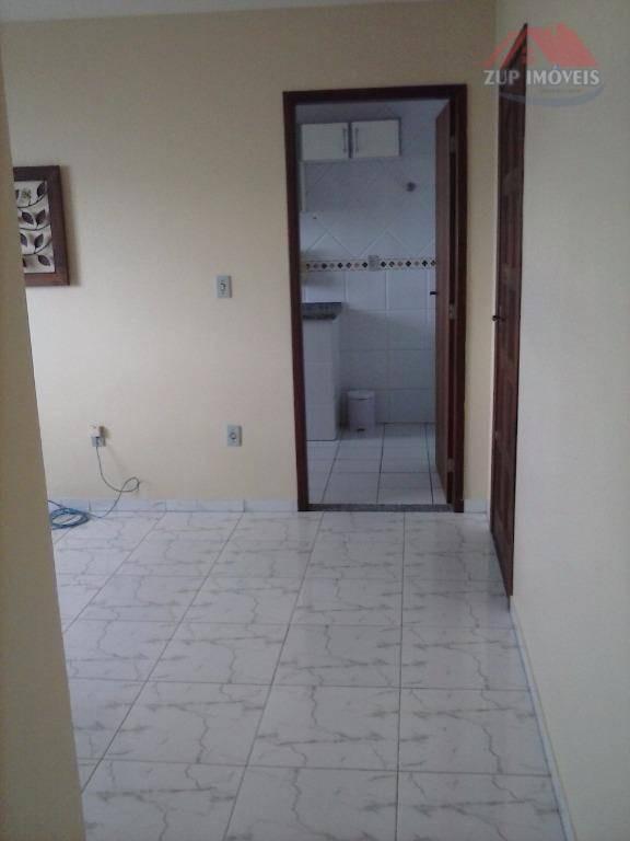 apartamento de 1 quarto, no centro pronto para morar! - ap0001