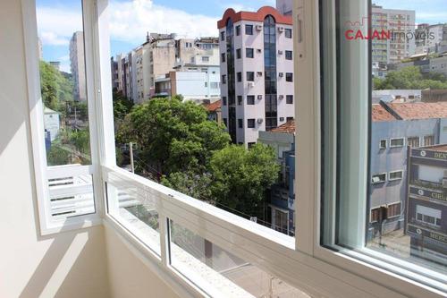 apartamento de 1 suíte com vaga de garagem no bairro independência - ap3556