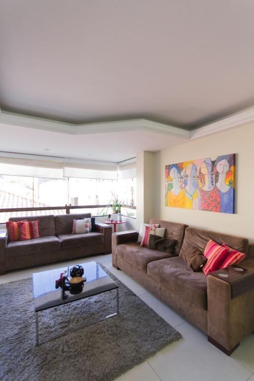 apartamento de 113m² e 3 dormitórios no petrópolis - ap3388