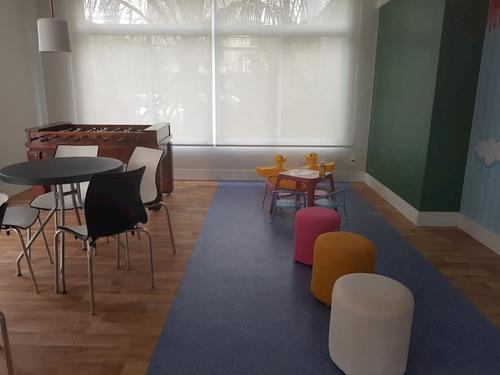 apartamento de 121 m² com 03 suítes, sacada gourmet  no cond. soberano - 11218