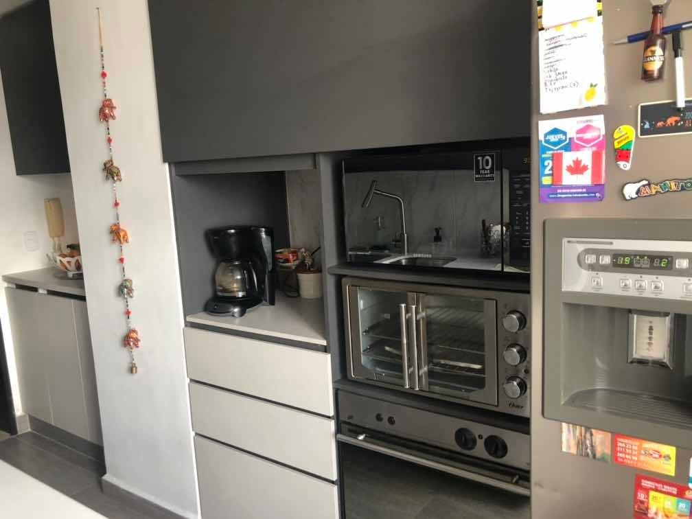 apartamento de 128 mts 3 habitaciones 3 baños coci integral