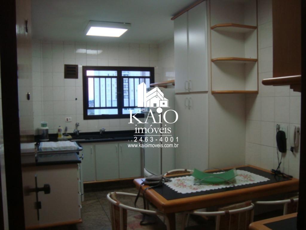 apartamento de 134m² com 3 dormitórios 1 suite master 2 vagas, vila augusta - ap1135